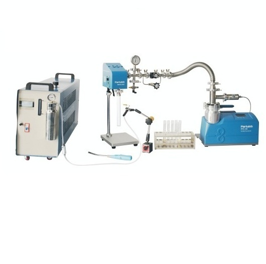 Vacuum tube sealing system MRVS-1002