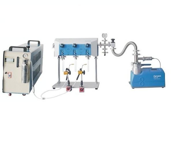 Vacuum tube sealing system MRVS-3002