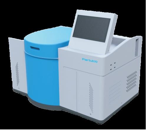 Varying temperature dielectric temperature spectrum measurement system VDMS-2000